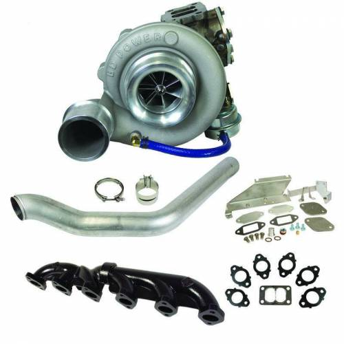 2004.5-2005 GM 6.6L LLY Duramax - Turbo Chargers & Components