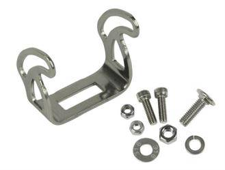 Rigid Industries - Rigid Industries D-series L Bracket Kit w/Hardware, Stainless Steel 40185