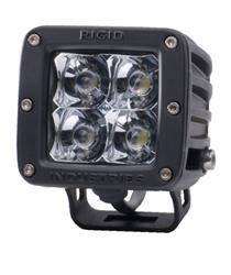 Rigid Industries - Rigid Industries Dually - Spot - Set of 2 - Amber 20222