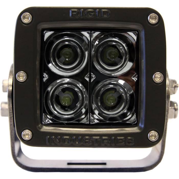 Rigid Industries - Rigid Industries Dually HD Black- Flood - Set of 2 22211