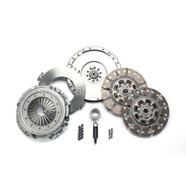 SOUTH BEND SFDD3250-6-ORG ORGANIC STREET DUAL DISC CLUTCH