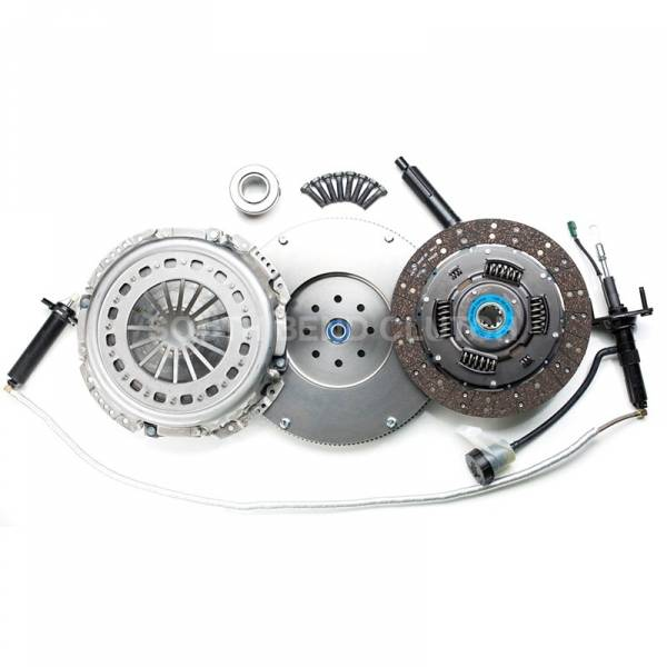 South Bend Clutch - SOUTH BEND G56-OFEK DYNA MAX UPGRADE CLUTCH KIT