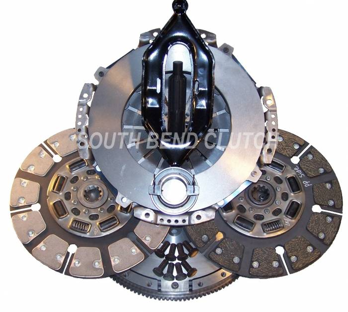 South Bend Clutch - SOUTH BEND CLUTCH SDD3250-G