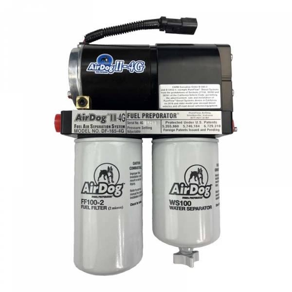 Airdog - AirDog II-4G DF-200 | A6SABC112 | Duramax Lift Pump 01-10 6.6L