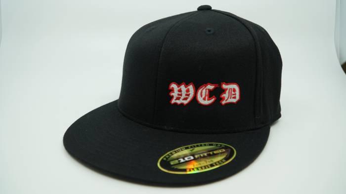 West Coast Diesels - BLACK BASEBALL HAT FLEX FIT L/XL