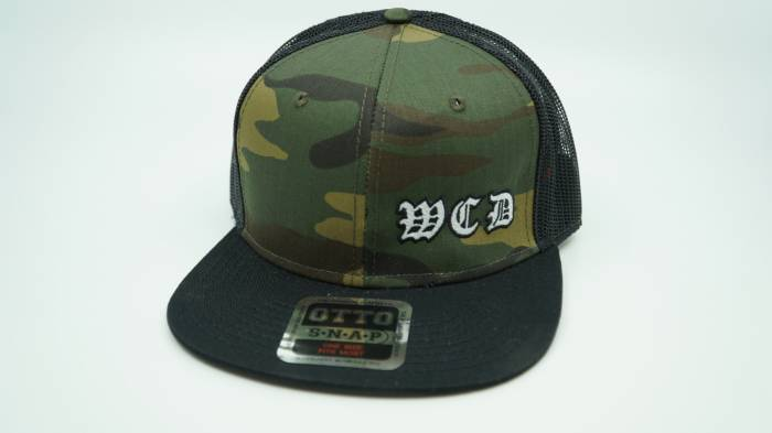 West Coast Diesels - CAMO HAT SNAP BACK