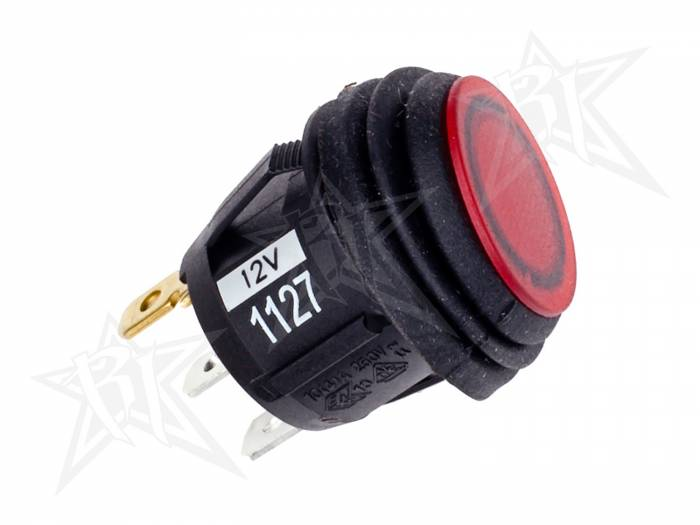 Rigid Industries - Rigid Industries Switch - Lighted Rocker - Waterproof IP56 40191