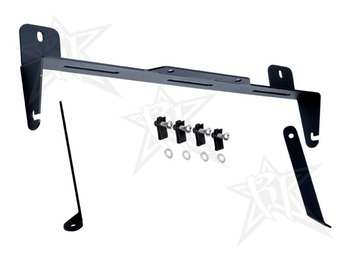 "Rigid Industries - Rigid Industries Ford Super Duty - 2011-2013 - Front Lower Grill Bracket - 20"" E-Series 40136"