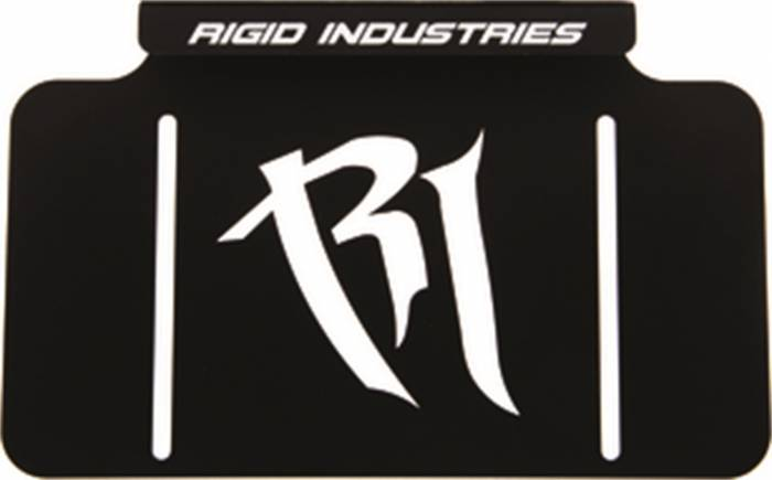 Rigid Industries - Rigid Industries License Plate Mount 40016