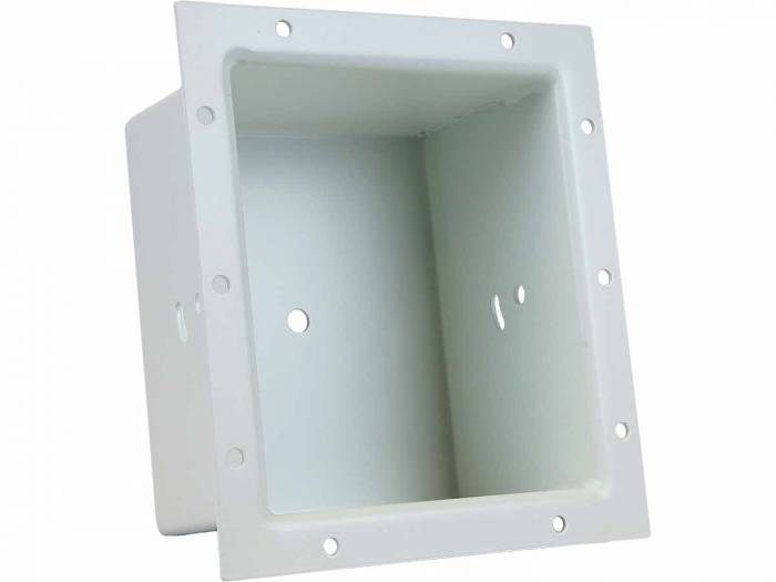 Rigid Industries - Rigid Industries Q-Series Flush Mount Bucket- White 40015W