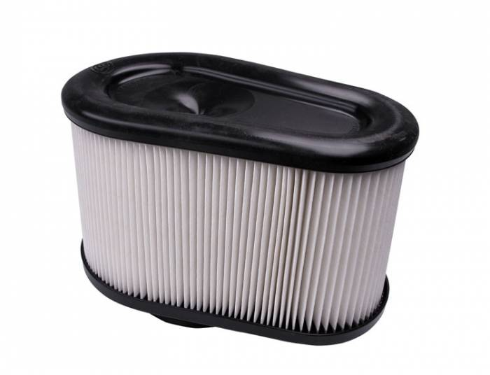 S&B Filters - S&B Filters Replacement Filter for S&B Cold Air Intake Kit (Disposable, Dry Media) KF-1039D