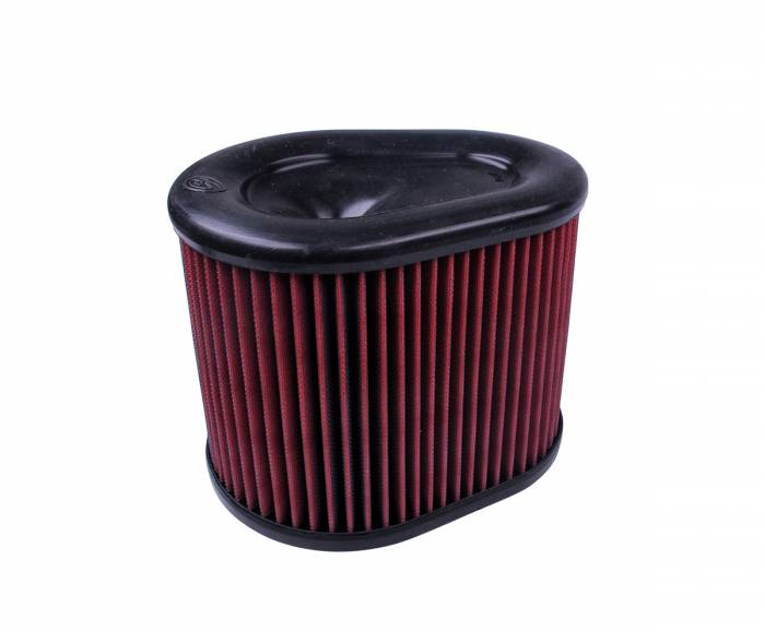 S&B Filters - S&B Filters Replacement Filter for S&B Cold Air Intake Kit (Cleanable, 8-ply Cotton) KF-1061