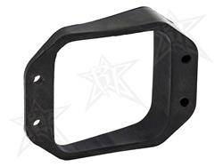 Universal Parts - Accessories - Rigid Industries - Rigid Industries Dually Side Angled Flush Mount Kit 49010