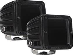 Lighting - Interior Lights - Rigid Industries - Rigid Industries Dually Spot IR Set/2 20229