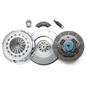 Ford Powerstroke - 1999-2003 Ford 7.3L Powerstroke - SOUTH BEND DYNA MAX UPGRADE CLUTCH (SINGLE MASS FLYWHEEL KIT)6K