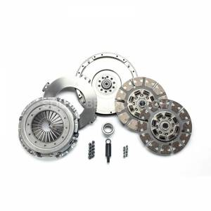 Ford Powerstroke - 1999-2003 Ford 7.3L Powerstroke - SOUTH BEND SFDD3250-6-ORG ORGANIC STREET DUAL DISC CLUTCH