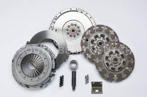Ford Powerstroke - 2008-2010 Ford 6.4L Powerstroke - SOUTH BEND SFDD3250-64 STREET DUAL DISC CLUTCH