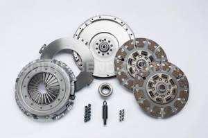 Ford Powerstroke - 1994-1997 Ford 7.3L Powerstroke - South Bend Clutch - SOUTH BEND CLUTCH SFDD3250-5-ORG