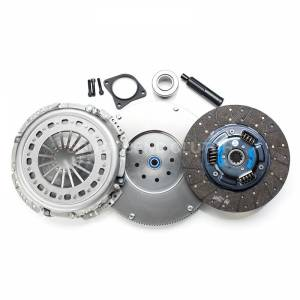 Transmission - Manual Transmission Parts - South Bend Clutch - SOUTH BEND HEAVY DUTY CLUTCH KIT 1947-OK-HD
