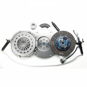 Dodge Cummins - 2007.5-2017 Dodge 6.7L 24V Cummins - SOUTH BEND HEAVY DUTY CLUTCH KIT G56-OK-HD