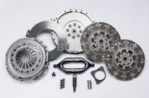 Transmission - Manual Transmission Parts - South Bend Clutch - SOUTH BEND SDD3250-5-ORG ORGANIC STREET DUAL DISC CLUTCH