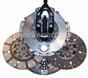 Transmission - Manual Transmission Parts - South Bend Clutch - SOUTH BEND CLUTCH SDD3250-G