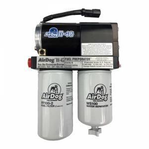 Fuel - Lift pumps - Airdog - AIRDOG II-4G A6SPBC259 DF-100-4G AIR/FUEL SEPARATION SYSTEM