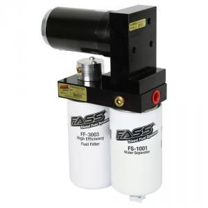 FASS - FASS TS D10 140G TITANIUM SIGNATURE SERIES 140GPH FUEL SYSTEM