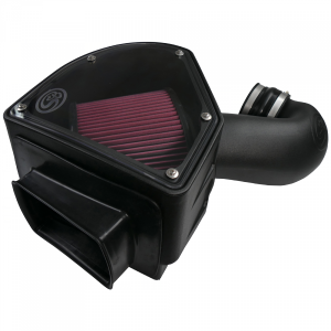 S&B Filters - S&B FILTERS 75-5090 COLD AIR INTAKE (CLEANABLE FILTER)