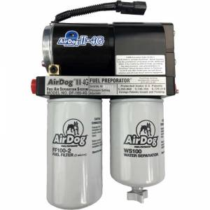 Fuel - Lift Pumps - Airdog - AIRDOG II-4G A6SABC413 DF-165-4G AIR/FUEL SEPARATION SYSTEM 2015-2016