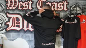 West Coast Diesels - Black Hoodie - Image 2