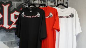 Gear & Apparel - MENS SHIRTS - West Coast Diesels - MENS BLACK TEE