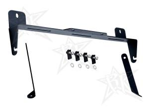 "Exterior - Grilles - Rigid Industries - Rigid Industries Ford Super Duty - 2011-2013 - Front Lower Grill Bracket - 20"" E-Series 40136"