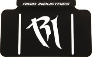 Exterior - Accessories - Rigid Industries - Rigid Industries License Plate Mount 40016