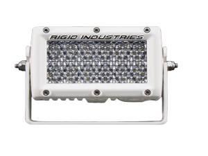"Universal Parts - Accessories - Rigid Industries - Rigid Industries M2-Series - 4""  - 60 Deg. Specter Diffused 89351"