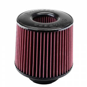 Air - Intakes & Accessories - S&B Filters - S&B Filters Filter for Competitor Intakes Cross Reference: AFE XX-90008 (Cleanable, 8-ply) CR-90008