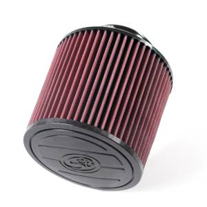 Air - Intakes & Accessories - S&B Filters - S&B Filters Replacement Filter for S&B Cold Air Intake Kit (Cleanable, 8-ply Cotton) KF-1055