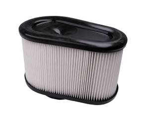 S&B Filters Replacement Filter for S&B Cold Air Intake Kit (Disposable, Dry Media) KF-1039D