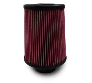 S&B Filters Replacement Filter for S&B Cold Air Intake Kit (Cleanable, 8-ply Cotton) KF-1060