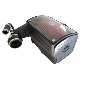 Air - Intakes & Accessories - S&B Filters - S&B Filters Cold Air Intake Kit (Cleanable, 8-ply Cotton Filter) 75-5045