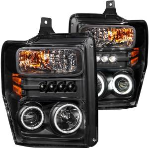 2008-2010 Ford 6.4L Powerstroke - Lighting - Headlights