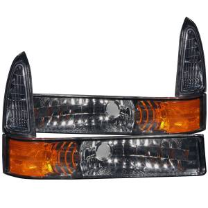 2007.5-2010 GM 6.6L LMM Duramax - Lighting - Parking Lights