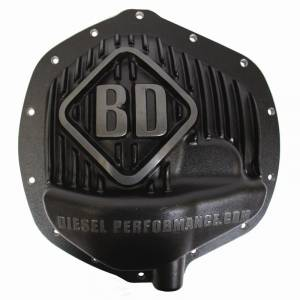 2003-2007 Ford 6.0L Powerstroke - Steering And Suspension - Differential Covers