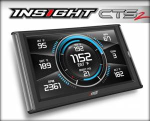 Programmers & Tuners - Monitors - Edge Products - Edge Products Insight CTS2 Monitor 84130